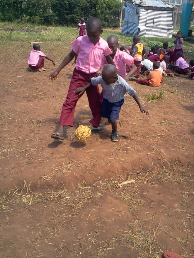OMAR na IAN na african football