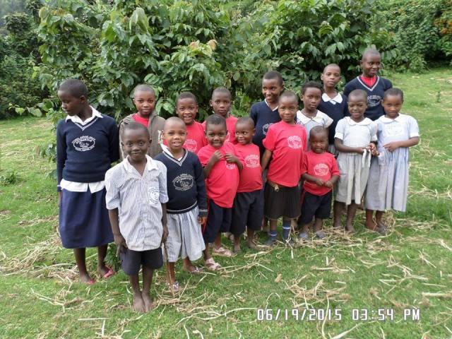 kisoro_field_sponsored pupils